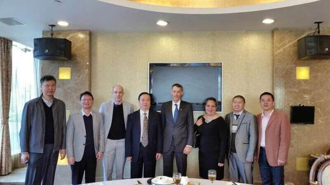 专家委员会委员王强东受邀参加交流宴聚