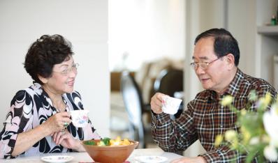 老年人膳食要点:适当减少主食、粗细结合