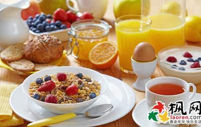 早餐怎么吃才健康 中老年人养生早餐四大原则