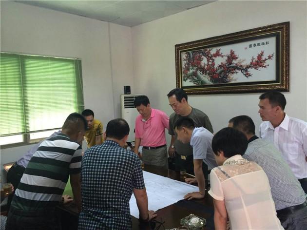 广州养老服务产业协会再次组员前往全南考察