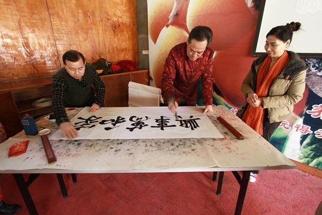 2016广州养老服务产业协会团拜会暨余鹏翔先生八十大寿活动
