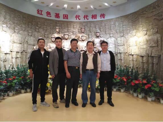 广州养老服务产业协会红色党训学习心得