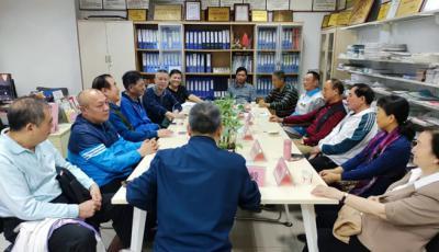 广州养老服务产业协会召开顾问专家座谈会